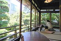 甘味処 菊乃間(ホテル白菊内)の外観写真